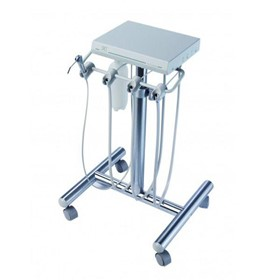 Alliance Dental Cart on H-frame with Junction Box