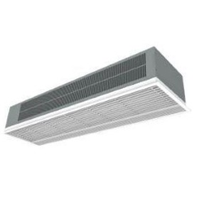 Optima Recessed Air Curtains | Airtecnics - Heated & Ambient