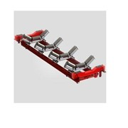 High Speed 4 Idler Belt Weigher