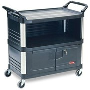 Rubbermaid Xtra Durable Equipment Cart