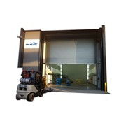 Mining Equipment Spray Booths