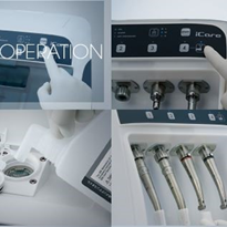 Handpiece Maintenance System | iCare