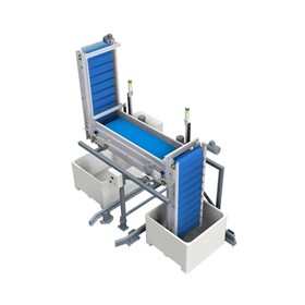Vertical Bin & Bag Filler