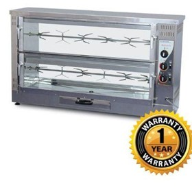 Electric Chicken Rotisserie 10 Bird- R10
