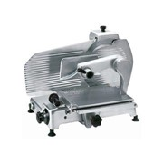 Vertical Slicer, 300 mm Belt Transmission with tightening arm