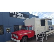 Truck Access and Truck Loading Platform Ladders