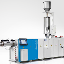 Industrial Pipe Screw Extruder | Krauss Maffei