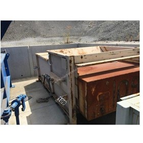 Used S1250 Stationary Packer