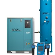 48CFM Silent Compressor Clean Air Package - BQT50P-300LK