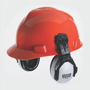 Ear Muffs | EXC Cap Mounted