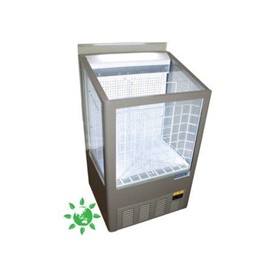 Open Tub or Open Top Commercial Display Fridge | HOT600-G