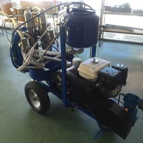 Hydraulic Roadline Line Marking Machine | LT-TP3900L