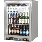 Outdoor Rhino ENVY 1 Door Bar Fridge | ENV1L-SS