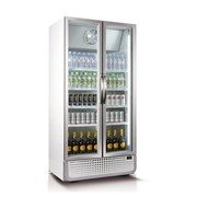 Husky 728L Vertical Glass Door Fridge (white)|C8PRO-H-C-WE-AU-HU
