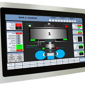 Industrial Touch Screen Monitors and Displays - Kingdy
