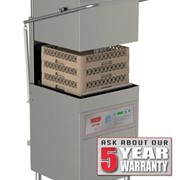 Upright Commercial DishWashers | BT700/3 AWC