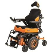 Glide Centro Mid-Wheel Drive Power Wheelchair
