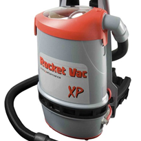 Back Pack Vacuum | Rocket Vac XP