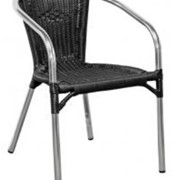 Outdoor Chair Black | Cello Rattan
