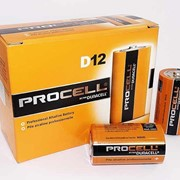 Pro-Cell Duracell Batteries | D Bulk