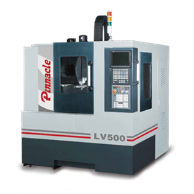 CNC Machining Centre | Vertical - Linear Guide Way Series - LV500