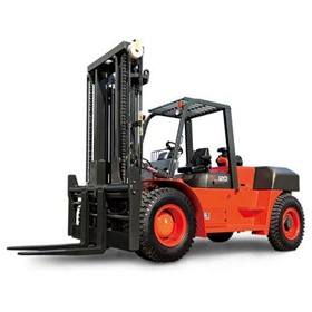Economical 12T Cummins Diesel Forklifts