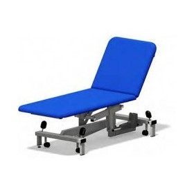 2 Section Electric Examination Couch | Plinth 502