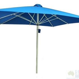 Café Courtyard Umbrella