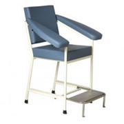 Unicare Blood Collection Chairs with Sliding Footrest - F21510