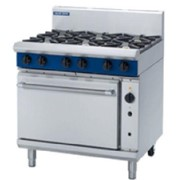 G56D 900mm Gas Range with Convection Oven