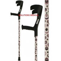 Adjustable Crutches | Storm Colour