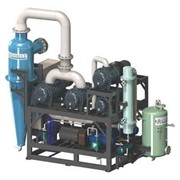Oil Syst Vacuum Pumps