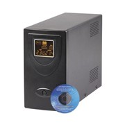 230VAC LCD Line Interactive Uninterruptible Power Supply with USB