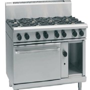 Gas Range Static Oven Waldorf 800 Series RN8810G - 1200mm