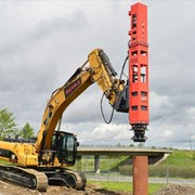 Pile Driving Equipment | Piling Hammers