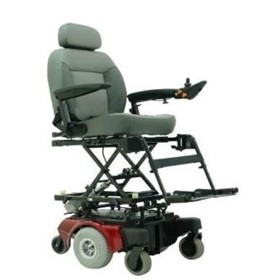 Shoprider Cougar 10 Powered Wheelchair with Power Lift