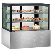 Chilled Food Display | Belleview SG090FA-2XB – 900mm