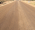 This road has been strengthened with PolyCom Stabilising Aid