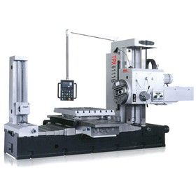 Horizontal Boring & Miling Machine | TPX Series
