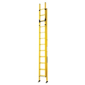 CorrosionMaster Fibreglass Extension Ladder | FEF 6.4
