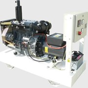 Skid Mounted Oil Cooled Diesel Generators | 34AD-S