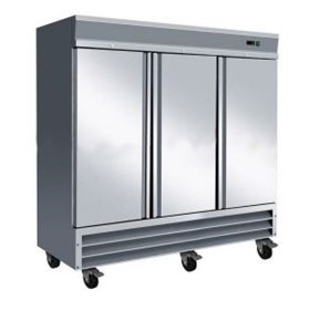 Upright Stainless Steel Freezer | ASR2055