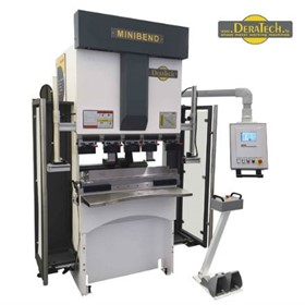 Hydraulic Press Brakes | Deratech | Minibend