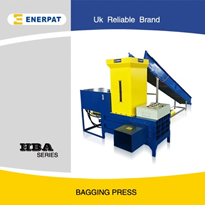 UK Brand Wood Shaving Baler with CE Certificate