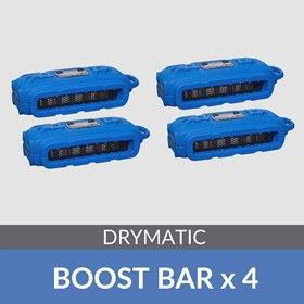 Heat Drying Air Blower | Drymatic Boost Bar x 4