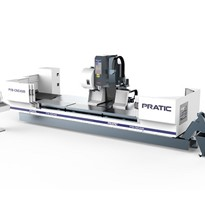Long Length CNC Machining Centres up to 20,000mm