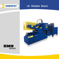 Metal alligator shear, shearing machine - EMS Series - EMS800
