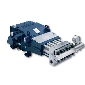 Ultra-High Pressure Pumps | M-Series
