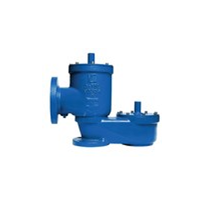 Spring Loaded Pressure Tank Vent Valve | Valve Concepts Model 4200