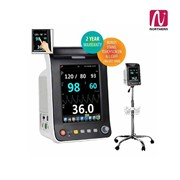 Aquarius Plus with ECG Patient Monitor Pack with Mobile Stand